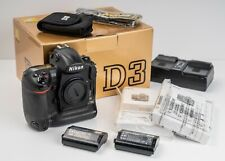 Nikon D3 Camera Body - Great Bargain Buy!