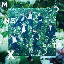 MONSTA X Japan 2nd Single [Beautiful] Type B (CD+LP size Jacket) Limited Edition