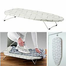 NEW IKEA Portable Mini Table Top Iron Board  Clothes Ironing Board Collapsible