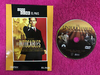 THE UNTOUCHABLES DVD LOS INTOCABLES KEVIN COSTNER SEAN CONNERY ROBERT DE NIRO DG