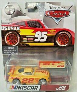 Disney Pixar Cars GOGO LOGANO #22 Fiber Fuel NASCAR Racing New