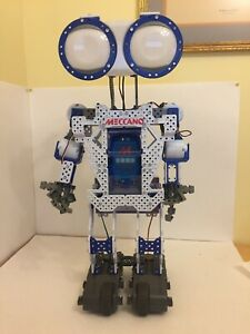 Meccano Robot 2.0 Pre-Built Still Works Or Use For Parts