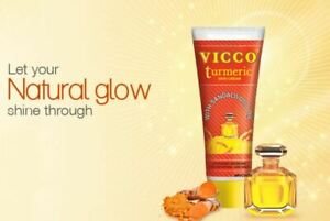 VICCO Turmeric Skin Cream Ayurvedic Medicine Not Animal Tested Vegan Halal