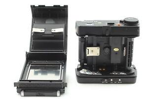 [Fast Neu] mamiya RB67 6x8 Motorisierte 120 220 Film Hintere Für Pro S SD Aus