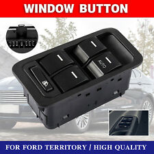 Master Power Window Switch for Ford Territory TX SX SY Illuminated Black 13PIN