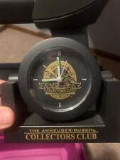Anheuser-Busch Collectors Clock mint condition