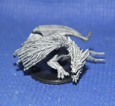 Adult Gray Dragon - D&D Figure 1/40 Dungeons and Dragons Miniatures Wizards