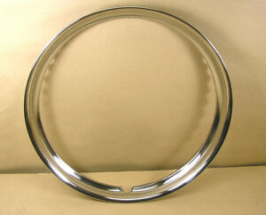 "1949 1956 Pontiac Trim Ring; 15"", C986259R"