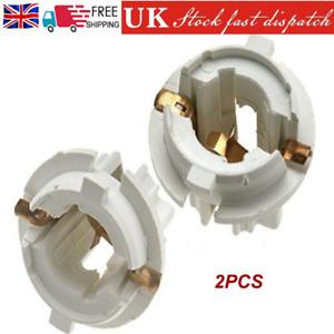 2x Rear Light/Lamp Bulb Socket/Holder For BMW 7 Series X3 E83 X5 E53 E70 F15 F85