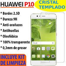 CRISTAL TEMPLADO PROTECTOR DE PANTALLA PARA HUAWEI P10 VIDRIO 9H