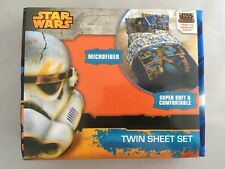 Disney Star Wars Rebels Super Soft Microfiber 3-Piece Twin Sheet Set