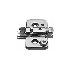 Blum Back Plate with HA cam - 173H7100 (18mm cabs) or 173H7130 (15mm cabs)