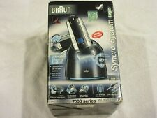 NEW Braun Syncro 7526 Cordless Rechargeable  Men's Electric Shaver 7680 7570