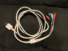OFFICIAL OEM Nintendo Wii Component Cable - Genuine RVL-011 Working!
