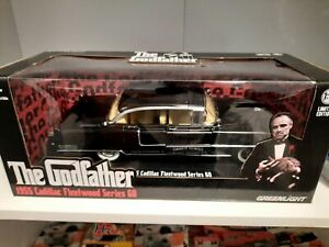 ⭐The GodFather 1955 Cadillac Fleetwood Series 60, Limited Edition , Greenlight