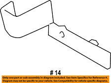 FORD OEM 15-18 F-150 Fender-Mud Shield Right FL3Z16102AA