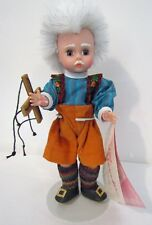 """Madame Alexander 8"""" The Adventures of Pinocchio Mr. Geppetto #478"""