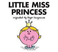 Little Miss Princess (mr. Men And Little Miss): By Adam Hargreaves