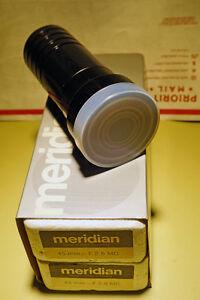 45mm F2.8 MC WIDE Meridian Projection MOVIE CINE Super35 4/3 LENS MICRO-MACRO