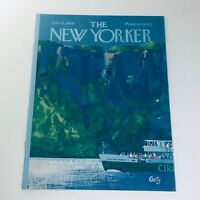 The New Yorker: July 12, 1969 Cover Arthur Getz full magazine