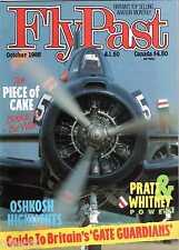 Flypast Magazine 1988 October Llandrog,Westland Whirlwind,Pratt & Whitney