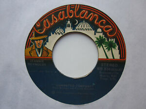 """Soul Rare Groove Two Step 70's 7""""-Jeannie Reynolds-Unwanted Company-USCasablanca"""