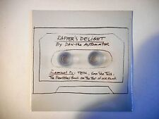 DAN THE AUTOMATOR : RAPPER'S DELIGHT  (PROMO RMX) ★ Port Gratuit - CD Neuf ★ NEW
