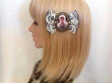 David Bowie the labyrinth goblin king hair bow clip rockabilly pin up girl retro