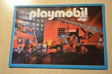 7246 playmobil folder brochure leaflet prospekt 1996 SMALL
