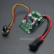 10V12V24V30V DC Motor speed Controller Reversible Adjustable Volt PWM Control