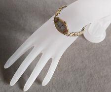 Vintage HAMILTON Gold Plated Ladies Watch Bracelet Manual Wind