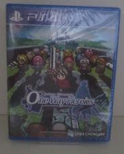 Mystery Chronicle One Way Heroics Limited Run Game #20 (Sony Playstation 4) Neu