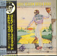 ELTON JOHN-GOODBYE YELLOW BRICK ROAD-JAPAN MINI LP SHM-CD I50