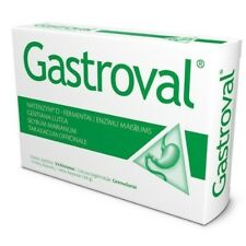 Gastroval  caps x 15 / food supplement for good digestion and prevents liver