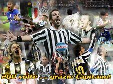 POSTER ALESSANDRO DEL PIERO JUVE JUVENTUS FOOTBALL #2