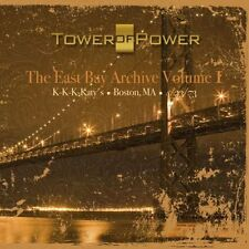 Tower Of Power - The East Bay Archive Volume 1 [CD]