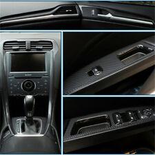 7D Carbon Fiber Vinyl Part Accessories Auto Interior Wrap Film Car Stickers Trim (Fits: Renault)