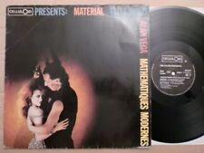 CELLULOID PRESENTS: / V.A.LP / 1982 / GER / ALAN VEGA / MATHEMATIQUES MODERNES