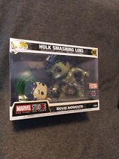 pop funko limited lucca comics 2018 hulk smashing loki