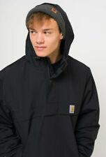 Cazadora canguro Carhartt hombre invierno Nimbus jacket negro talla XS
