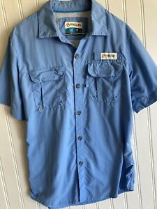 Magellan Youth Fishing Shirt | Button Casual Outdoors | Boys Medium, Nylon