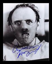 ANTHONY HOPKINS - SILENCE OF THE LAMBS SIGNED & FRAMED PP POSTER PHOTO