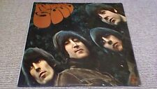 THE BEATLES RUBBER SOUL 2nd Press Gramophone Co Mono UK LP 1965 PMC 1267 -4/-4