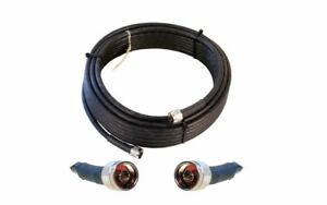 Wilson Electronics 952360, 60ft. Wilson400 Ultra Low Loss Cable 952360