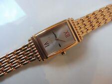 Classy Wrist Watch __Esprit__ Gold Plated__New _