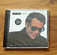 Tom Jones : Kiss CD Includes Move Closer .New & Sealed. Fast & Free UK Postage