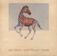 LEE JONES, ELECTRONIC FRANK, SEALED 14 TRACK CD ALBUM IN DIGIPAK FROM 2008
