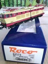 Roco 62573 FS E656.023 locomotiva tee  HO condizioni nuova sempre in scatola