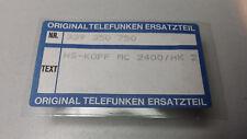 Telefunken MC 2400 / C 2400 Tapedeck Tonkopf / Hör-Sprech Kopf