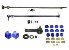 5 Piece Tie Rod Drag Link Sway Bar Link Kit fits Ford Bronco F-150 4x4 1978-79